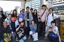 Kansai Tourism Supporters 2018年度<第1回活動報告>